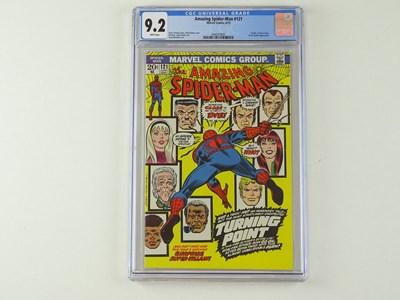 Lot 462 - AMAZING SPIDER-MAN #121 - (1973 - MARVEL) -...
